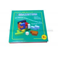 Buy cheap 3D Intelligent Wooden Blocks Childrens Educational Toys For Thinking Skills Development from wholesalers