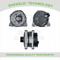 Buy cheap Fixed Pulley Type Peugeot 307 Alternator , Aluminum Made Peugeot 406 Alternator product