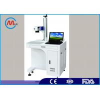 Buy cheap Durable Small Metal Laser Marking Machine , Ring CNC Co2 Laser Marker Machine from wholesalers