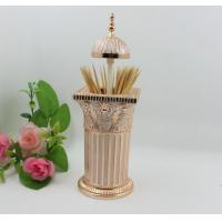 Buy cheap Shinny Gifts Little Pottery Fairy Can Small Pottery Flower Can Toothpick Holder from wholesalers