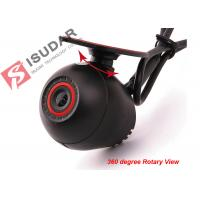 Buy cheap Android System 360 degree Vehicle Dvr Camera , Hd 720p Dash Cam Video Driving Recorder product