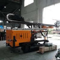 Buy cheap Small vibration rock drilling rig machine , geotechnical drilling equipment from wholesalers