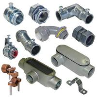 Buy cheap Nickel Plating Brass Conduit Fittings Metal Turned For Automatic Equipment from wholesalers