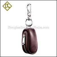 Buy cheap Key tag holder Wholesale custom made leather metal key holder from wholesalers