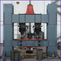 Buy cheap Electro hydraulic pulse fatigue testing machine for welded splice from wholesalers