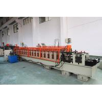 Buy cheap Gear Box Driving Vineyard Post Roll Forming Equipment with Stable Performance from wholesalers
