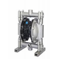 Buy cheap AOOD Pneumatic Air Driven Double Diaphragm Pump For Paint Resin Pigment from wholesalers