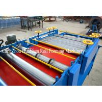 Buy cheap Automatic Stacking Metal Plate Cutting Machine Transformer Core Cut To Length Machine from wholesalers