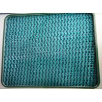 Buy cheap Custom Dark Green Construction Safety Nets / Scaffolding Security Netting from wholesalers