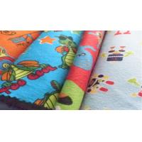 Buy cheap 20*10 cotton flannel /brushed printed 100% cotton from wholesalers