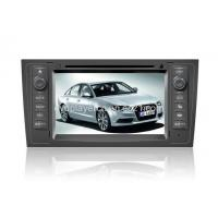 Buy cheap Audi A6 Car DVD Player Stereo Audio Video GPS Navigation product