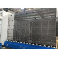 Buy cheap Custom Automatic Glass Washer , Commercial Glass Dryer 3-19mm Glass Thickness from wholesalers