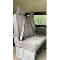 Buy cheap Backrest Recliner Hiace Bus Seats , Comfortable Bus Seats Small Space Occupancy from wholesalers