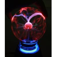 "Buy cheap 3"" USB Plasma Ball with 7 colors lighting USB Gadgets Computer Peripheral from wholesalers"