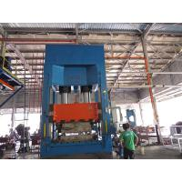 Buy cheap 1600 Ton Hydraulic Thermoforming Press , Plastic Compression Moulding Machine product