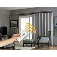 China German technology DIY rail motorized curtains motor with remote control on sale