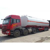 Buy cheap 40m3 50m3 60m3 lpg tank semi trailer , lpg gas trailer , lpg propane tanker trailers from wholesalers