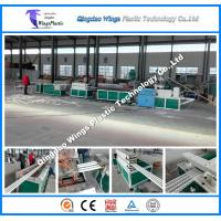 Buy cheap High Quality PVC Corner Bead Extrusion Machinery / PVC Corner Bead Production Line from wholesalers