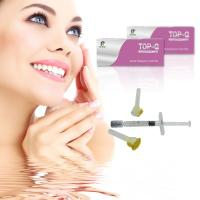 Buy cheap TOP-Q Super Derm Line 1CC Hyaluronic Acid Facial Dermal Filler Injections For Lip Enhancement from wholesalers