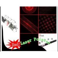 Buy cheap 5 in 1 Red Laser Pointer with 5 Laser Patterns (XL-RP-205) from wholesalers