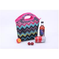 Buy cheap Promotional custom Insulated freezer lunch bags for women With tote Hand product