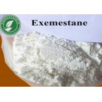 Buy cheap Anti-Estrogen Powder USP Exemestane Aromasin For Breast Cancer CAS 107868-30-4 from wholesalers
