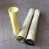 Buy cheap Nomex filter bag with PTFE membrane for cement kiln dust collector from wholesalers