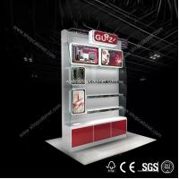 Buy cheap Corrugated Cardboard Shop Furniture Garment Display Stand from wholesalers