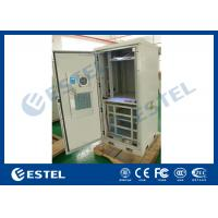 Buy cheap Sandwich Panel Outdoor Power Supply Cabinet Galvanized Steel Climate Controlled from wholesalers