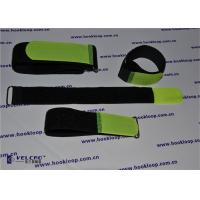 Buy cheap Customized Heavy Duty Hook And Loop Straps Adjustable Metal Buckle Attached from wholesalers