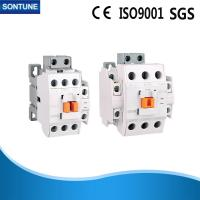 Buy cheap GMC Alternating Current Contactor 3 Phase Electricity Din Rail Install from wholesalers