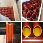 Buy cheap EN877 Cast Iron Pipes/DIN EN877 Cast Iron Pipe/BS EN877 Cast Iron Pipe from wholesalers
