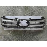Buy cheap Chrome Plastic Toyota Hilux Revo Parts / Front Grille Normal Size With Logo from wholesalers