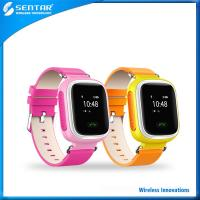 Buy cheap Popular Sentar GPS/LBS/AGPS tracking safeguard device wrist smart watch for kids in whole world product