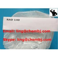 Buy cheap Bodybuilding SARMs Steroids Medicine RAD140 White Powder Sarms for Muscle Growth Safe Shipping from wholesalers