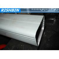 Buy cheap Color Steel Square Downpipe Roll Forming Machine For Rainwater Pipes from wholesalers