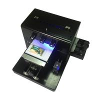 Buy cheap 2018 NEWEST SELLING a4 uv printer machine cheap uv color printer from wholesalers