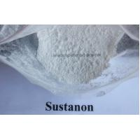 Buy cheap Healthy Anabolic Steroid Powder Raw Hormone Testosterone Sustanon 250 Bodybuilding from wholesalers