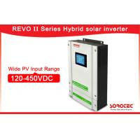 Buy cheap On/Off Grid 5.5kw Hybrid Solar Inverter with 90A MPPT controller from wholesalers