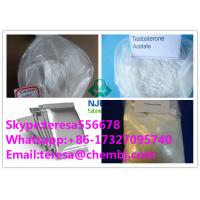 Buy cheap No Side Effect Bodybuilding Anabolic Steroids White Powder Test Ace CAS 1045-69-8 from wholesalers