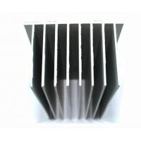 Buy cheap OEM / ODM Extruded Heat Sink Profiles , Aluminium Profile For Led Strips from wholesalers