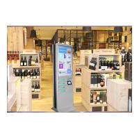 Buy cheap Lcd Multi Function Emergency Mobile Phone Charging Kiosk , Phone Charger Station With Lockers from wholesalers