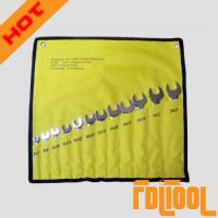 Buy cheap 12PC Double Open End Wrench Hanging Pouch from wholesalers