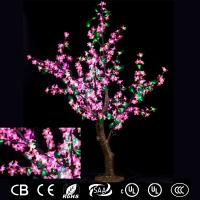 Buy cheap 1.5M LED christmas tree for outdoor decoration FZ-480 from wholesalers
