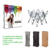 Buy cheap custom printed roll-up stand banners, custom printed backdrop banners, X-banner, hanging banners from wholesalers