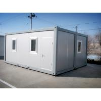 Buy cheap Cerulean Novel Shipping Container Mobile Home Stable With Double - Glazing Window from wholesalers