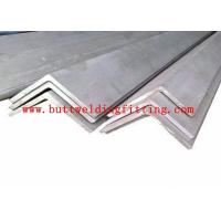 Buy cheap ASTM 347 Stainless Steel Angle Bars Thickness 2.0mm -18mm Tolerance h9 h11 from wholesalers