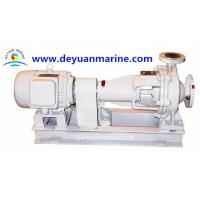 Buy cheap CWL series marine horizontal centrifugal pump from wholesalers