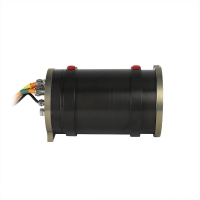 Buy cheap AC Synchronous 20KW 24000RPM 19KG Brushless EV Motor from wholesalers