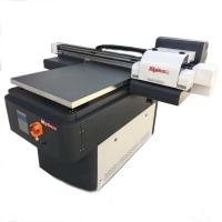 Buy cheap Double dx10 print head automatic printer for photo, direct t shirt printer from wholesalers